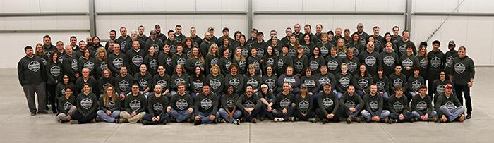 2017 Company Photo